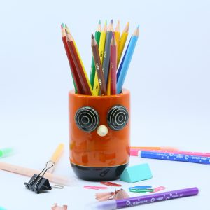 channapatna toys pen holder