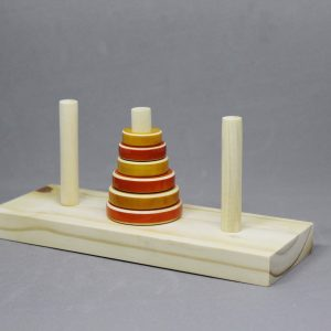 Tower of Hanoi Channapatna